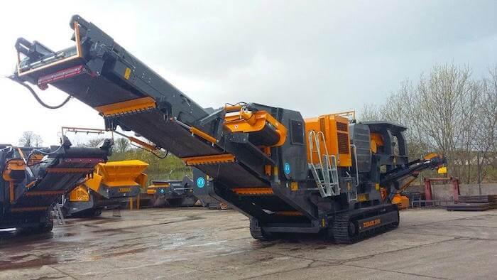 New & Used Equipment - D & L Equipment Crushers, Screens