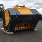 Screenpod CRUSHMASTER Crushing Bucket