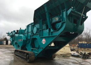 Powerscreen XH 500 Impact Crusher