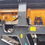 Tesab 800i Tracked 'Hard Rock' Jaw Crusher