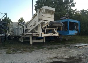30 x 36 Telsmith Closed Circuit Crusher