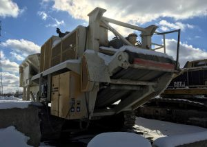 "32"" x 64"" Tracked Jaw Crusher"