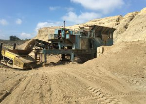 Brown Lennox 114 Jaw Crusher