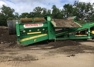 McCloskey 512 Trommel